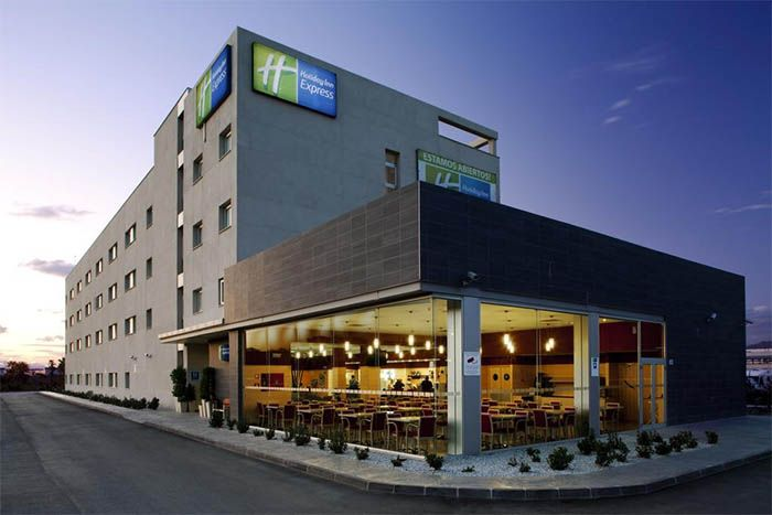 Holiday Inn Express Malaga Airport main exterior